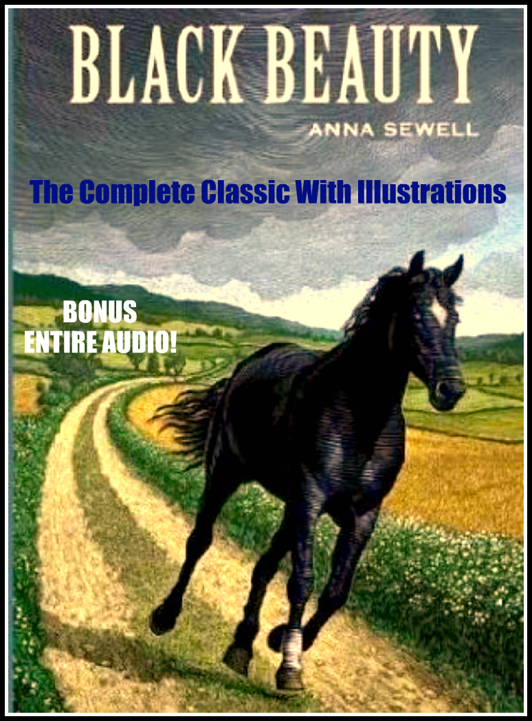 Anna Sewell - BLACK BEAUTY [Deluxe Edition]
