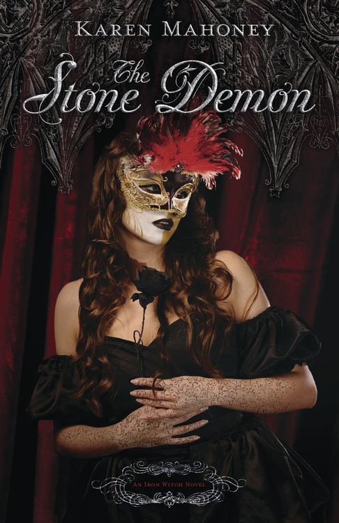 Book Cover: The Stone Demon