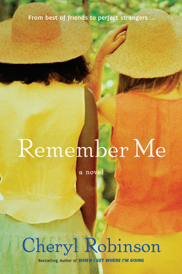 Remember Me By: Cheryl Robinson