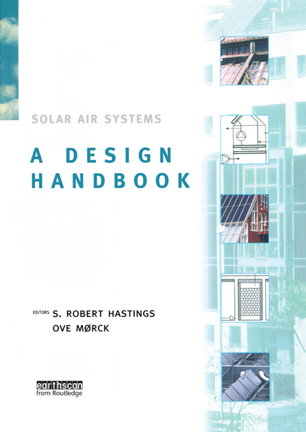 Solar Air Systems A Design Handbook