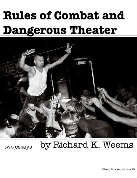 Rules of Combat and Dangerous Theater: two essays