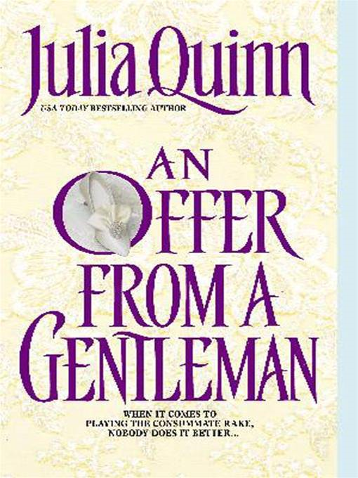 An Offer From a Gentleman By: Julia Quinn