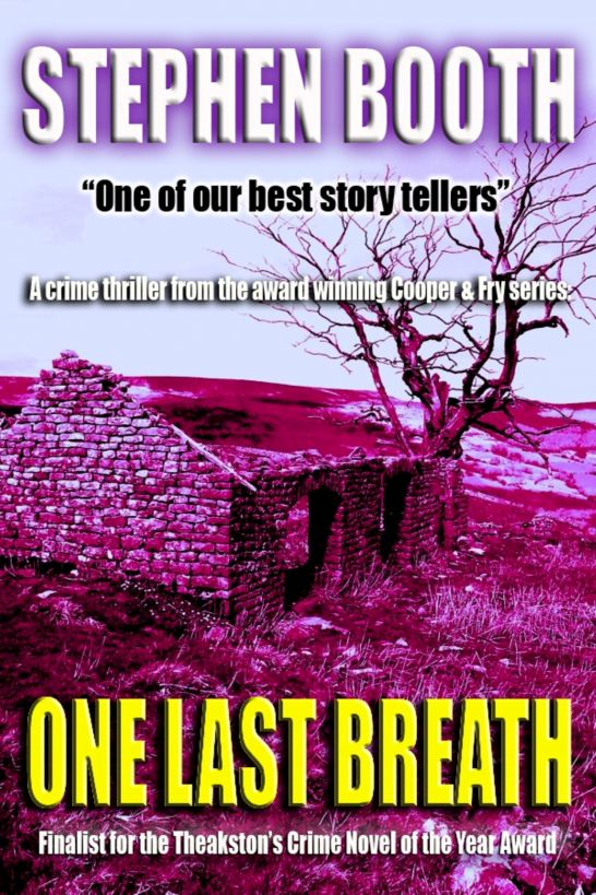 One Last Breath By: Stephen Booth