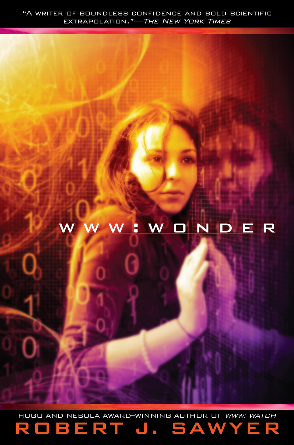 WWW: Wonder By: Robert J. Sawyer