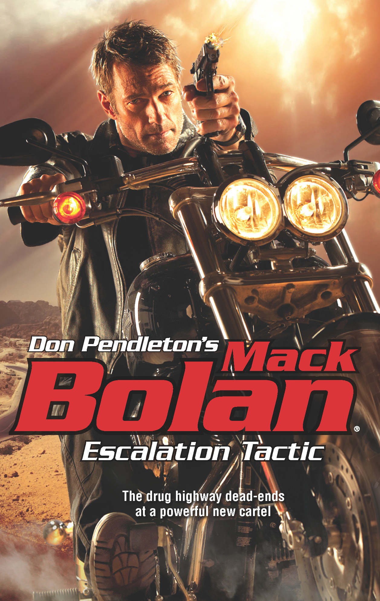 Escalation Tactic By: Don Pendleton