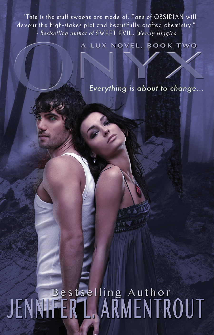 Onyx By: Jennifer L. Armentrout
