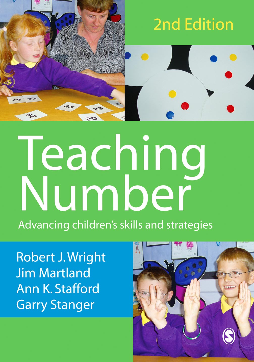 Teaching Number By: Ann K Stafford,Garry Stanger,Mr James Martland,Mr Robert J Wright