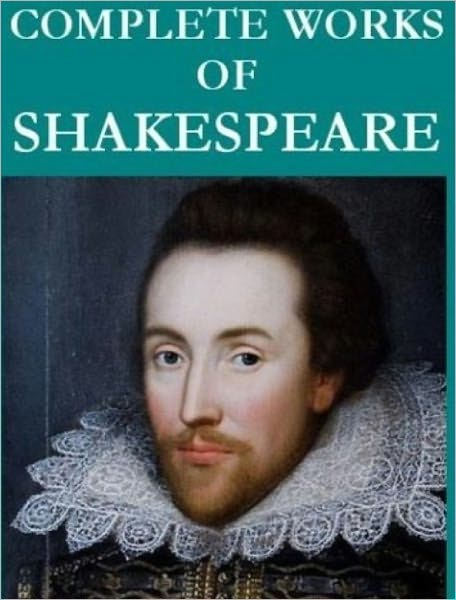 Complete Works of Shakespeare (40 works)
