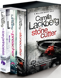 Camilla Lackberg Crime Thrillers 1-3: The Ice Princess, The Preacher, The Stonecutter: