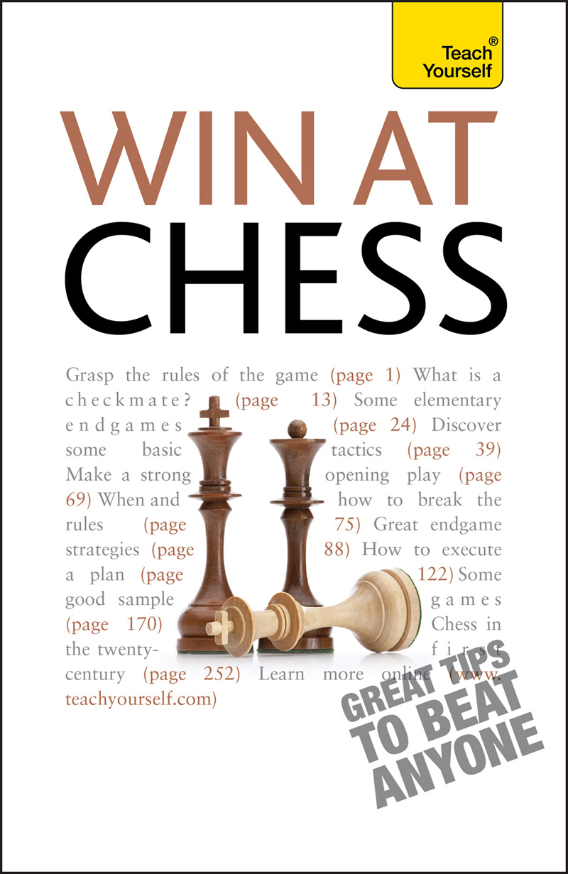 Win At Chess By: William Hartson