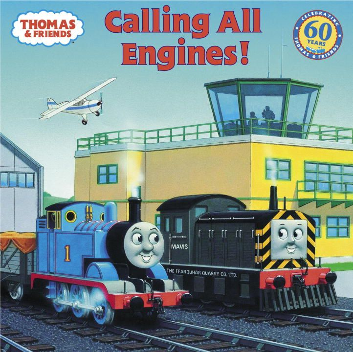 Thomas & Friends: Calling All Engines (Thomas & Friends)