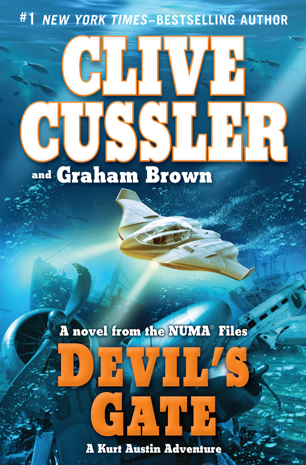 Devil's Gate By: Clive Cussler,Graham Brown