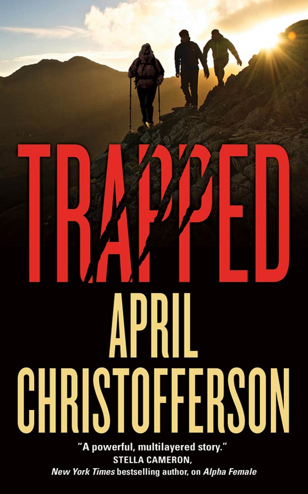 Trapped By: April Christofferson