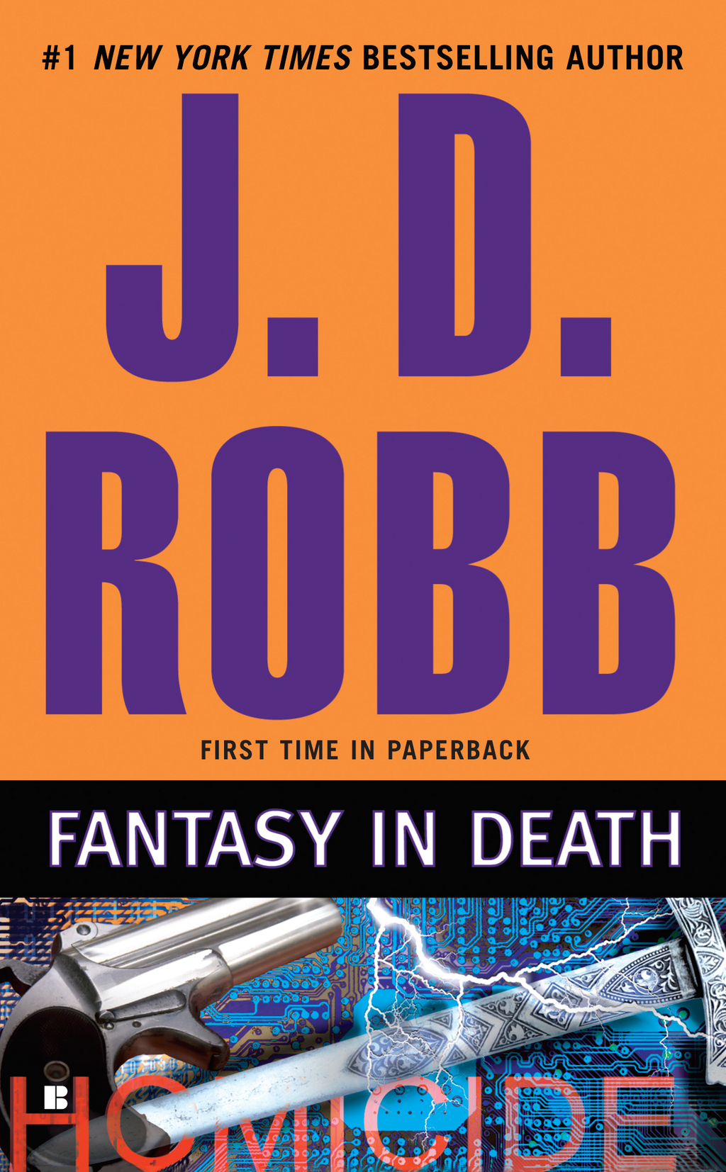 Fantasy in Death By: J.D. Robb