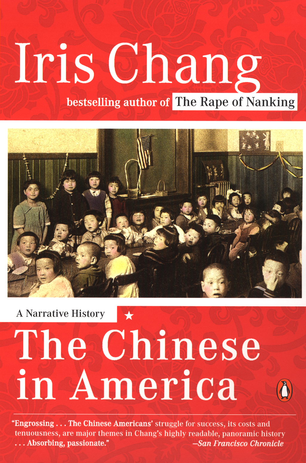 The Chinese in America By: Iris Chang