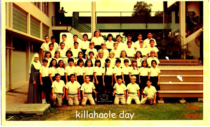 Killahaole Day By: Kirby Wright