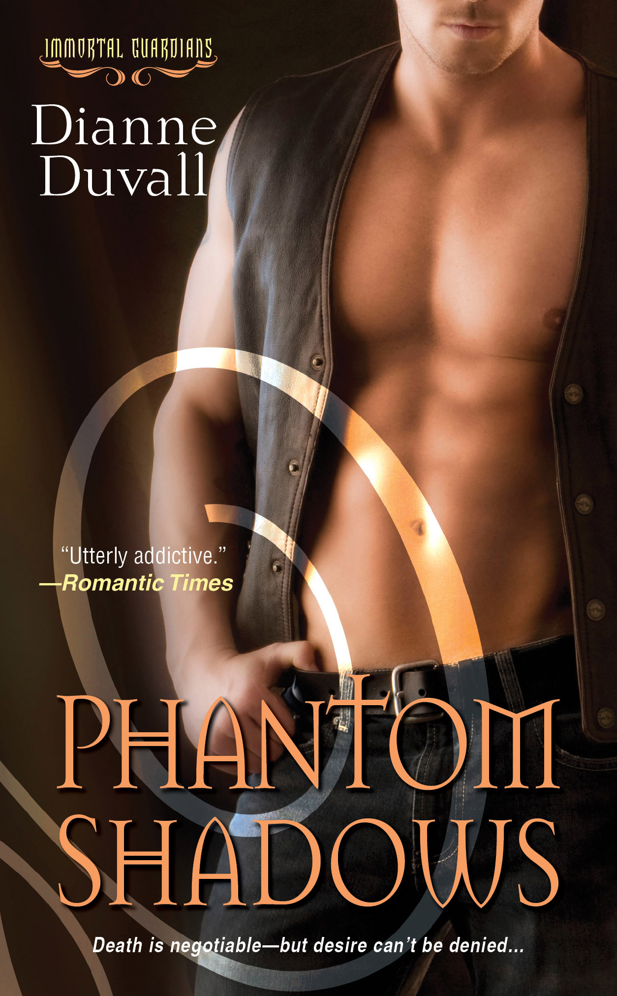 Phantom Shadows By: Dianne Duvall
