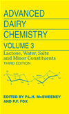 Advanced Dairy Chemistry: