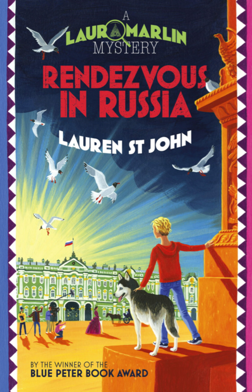Laura Marlin Mysteries 4: Rendezvous in Russia