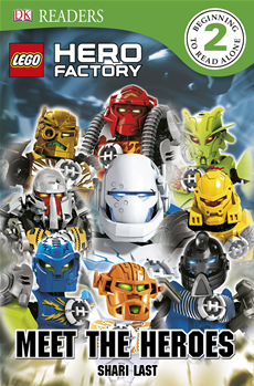 LEGO® Hero Factory Meet the Heroes