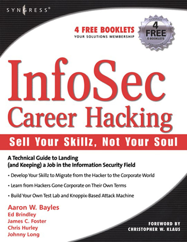 InfoSec Career Hacking: Sell Your Skillz,  Not Your Soul Sell Your Skillz,  Not Your Soul