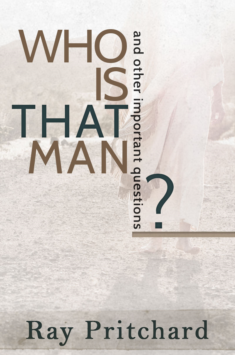 Who Is That Man? Daily Lenten Devotional