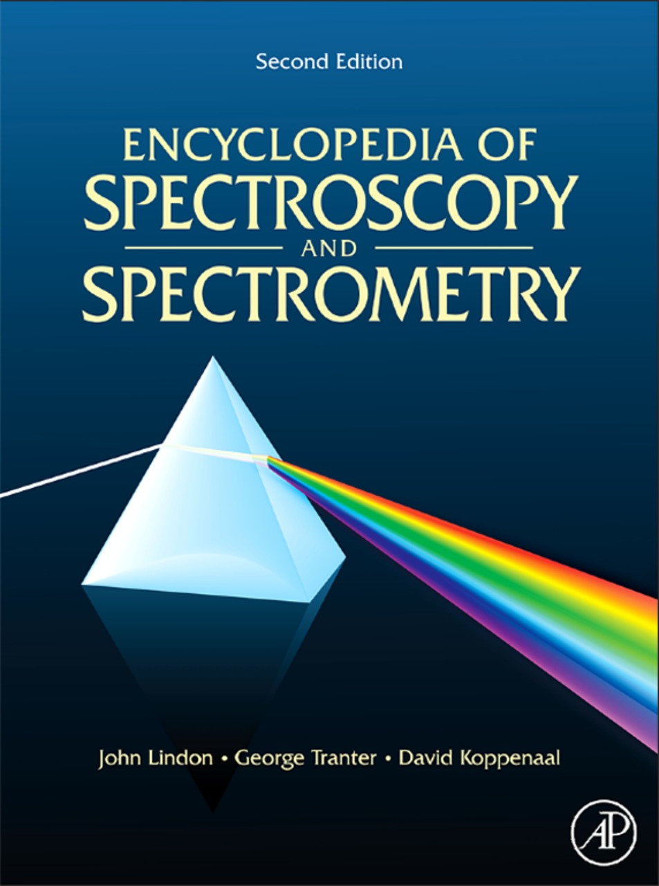ONLINE Encyclopedia of Spectroscopy and Spectrometry,  2nd Edition 3 volume set