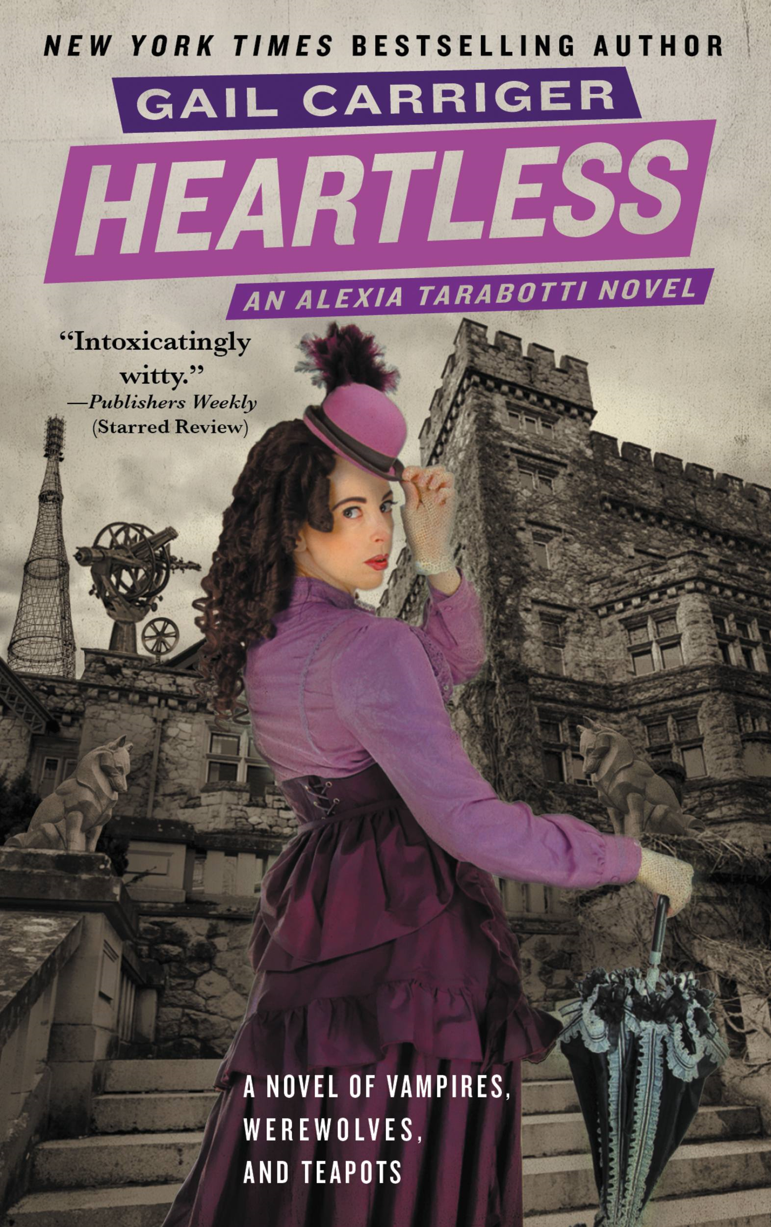 Heartless By: Gail Carriger