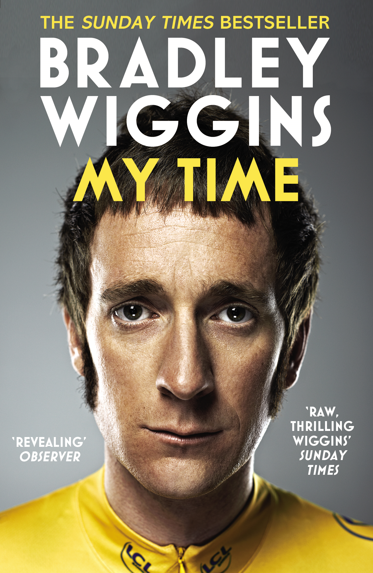 Bradley Wiggins: My Time An Autobiography