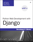 Python Web Development with Django By: Jeff Forcier,Paul Bissex,Wesley Chun