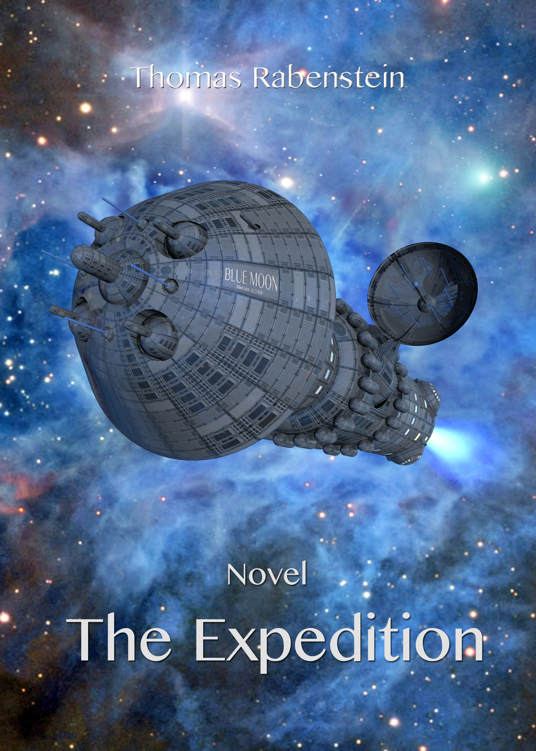 Nebular Collection 2 - The Expedition By: Thomas Rabenstein