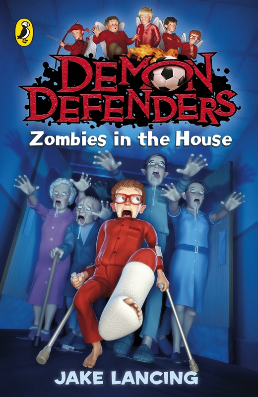 Demon Defenders: Zombies in the House
