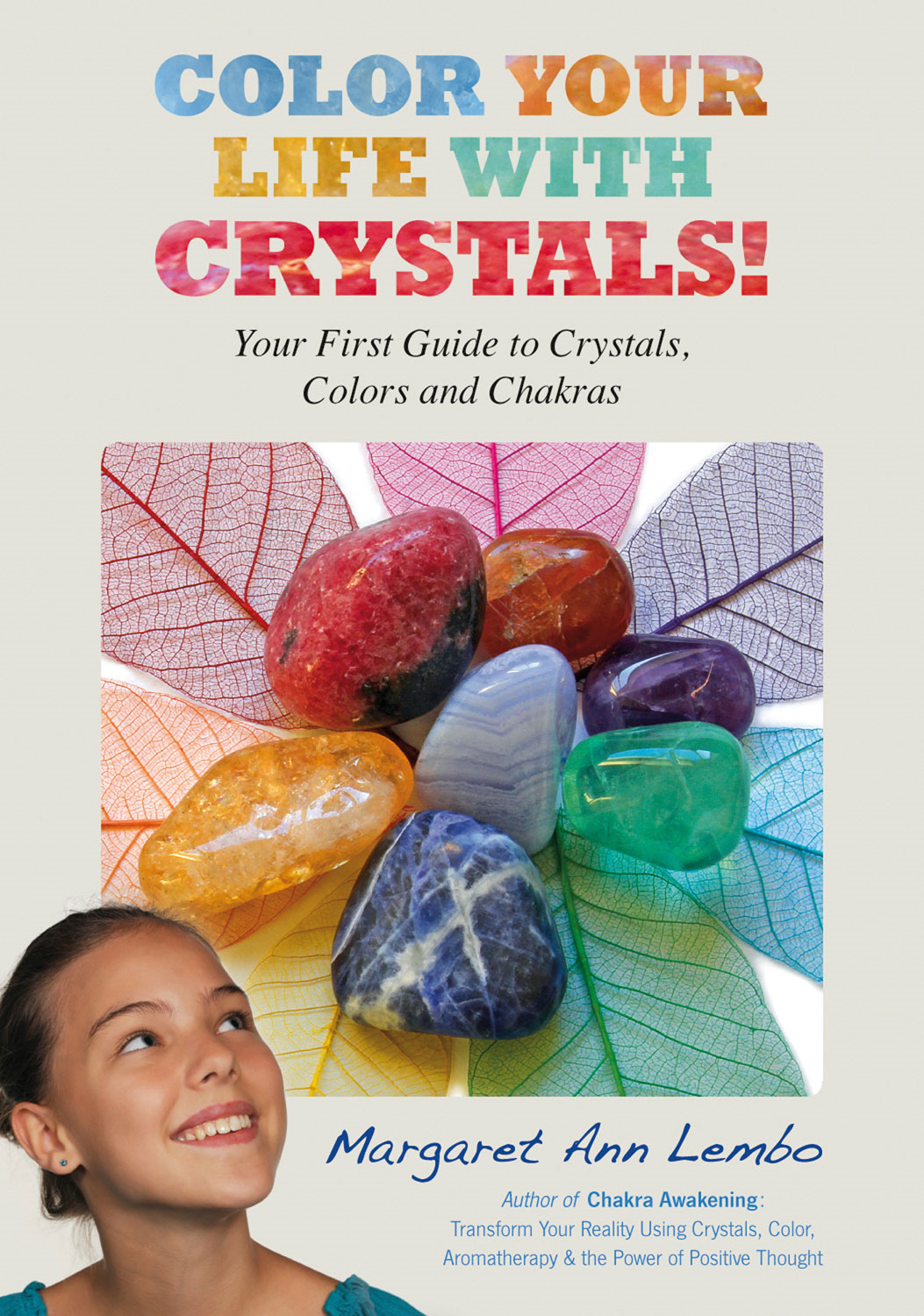 Book Cover: Color Your Life with Crystals!
