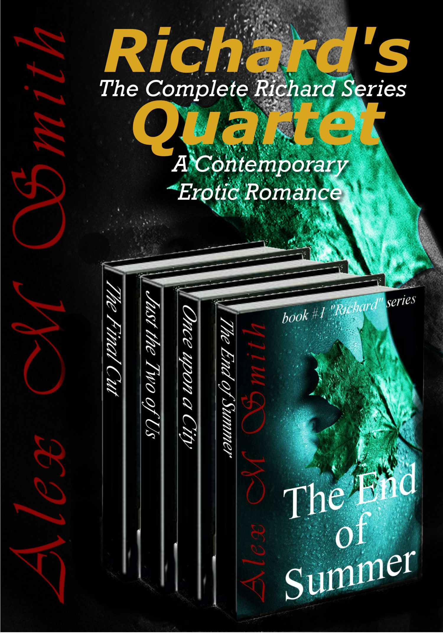 Richard's Quartet (The Complete Richard Series - Books 1-4)