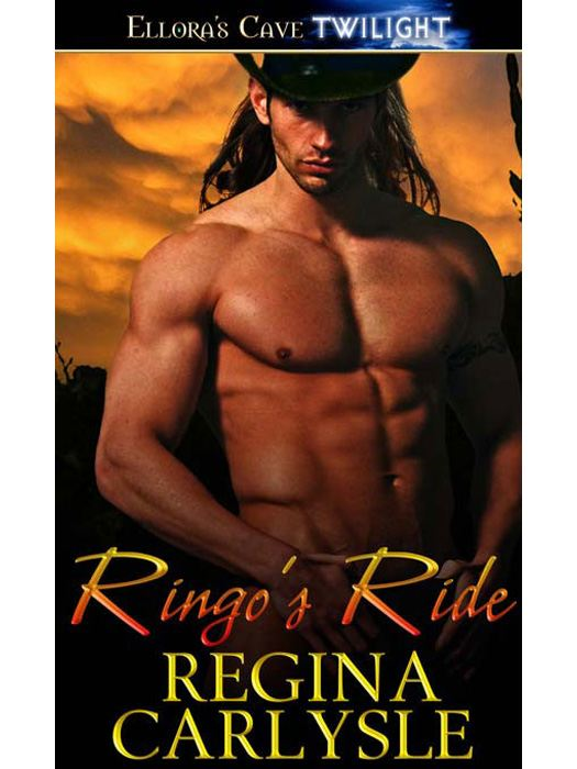 Ringo's Ride (High Plains Shifters, Book Three)