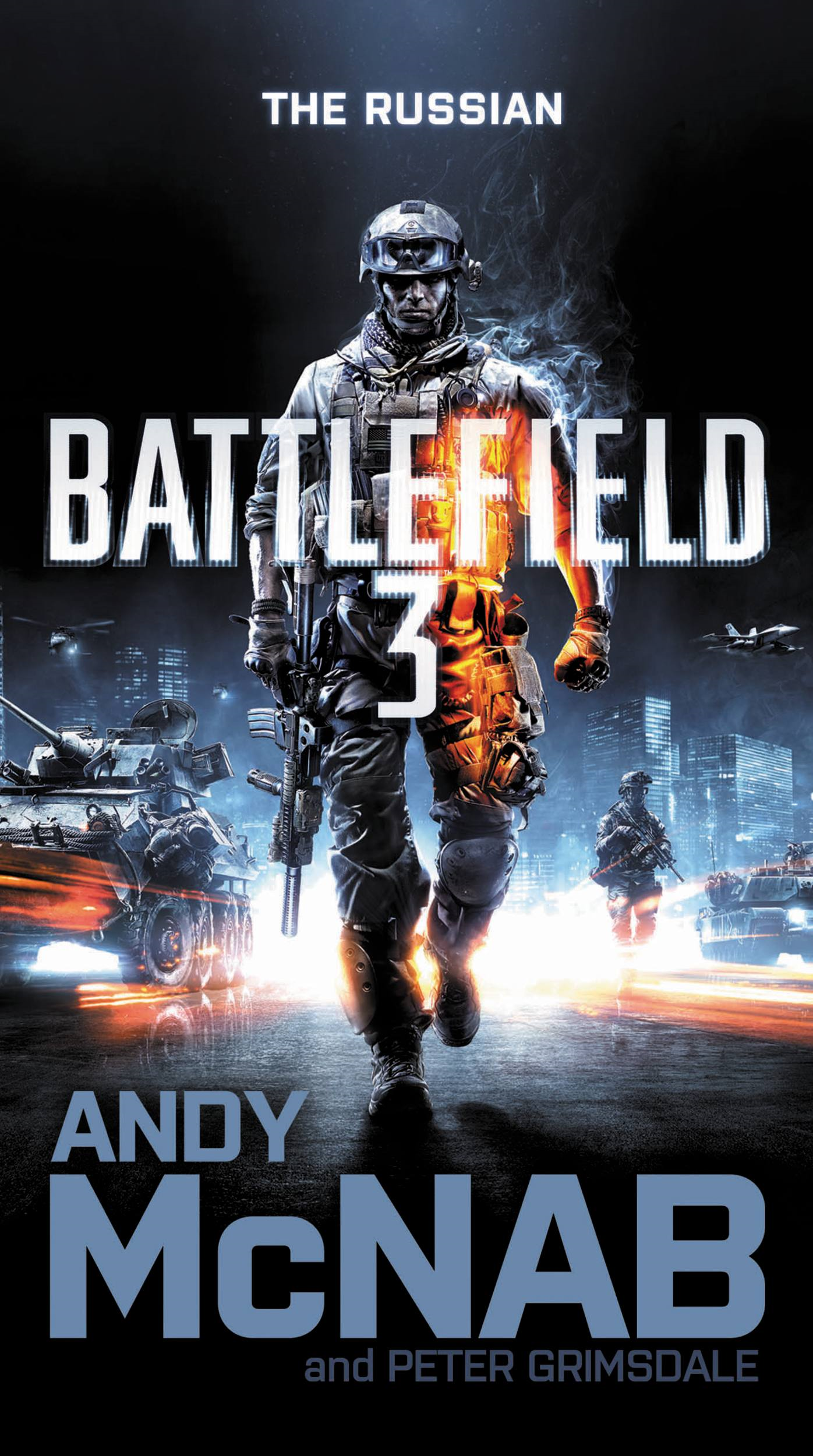 Battlefield 3 By: Andy McNab