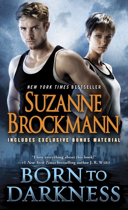 Born to Darkness (with bonus short story Shane's Last Stand) By: Suzanne Brockmann