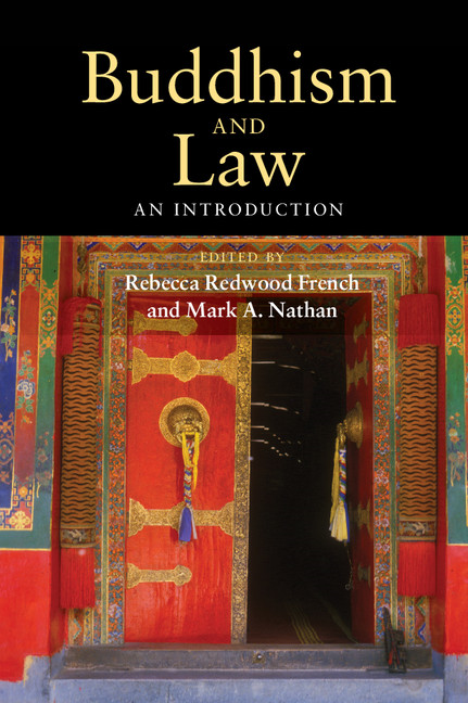 Buddhism and Law An Introduction