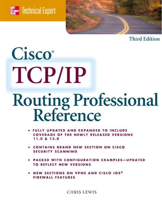 Cisco TCP/IP: Professional Reference