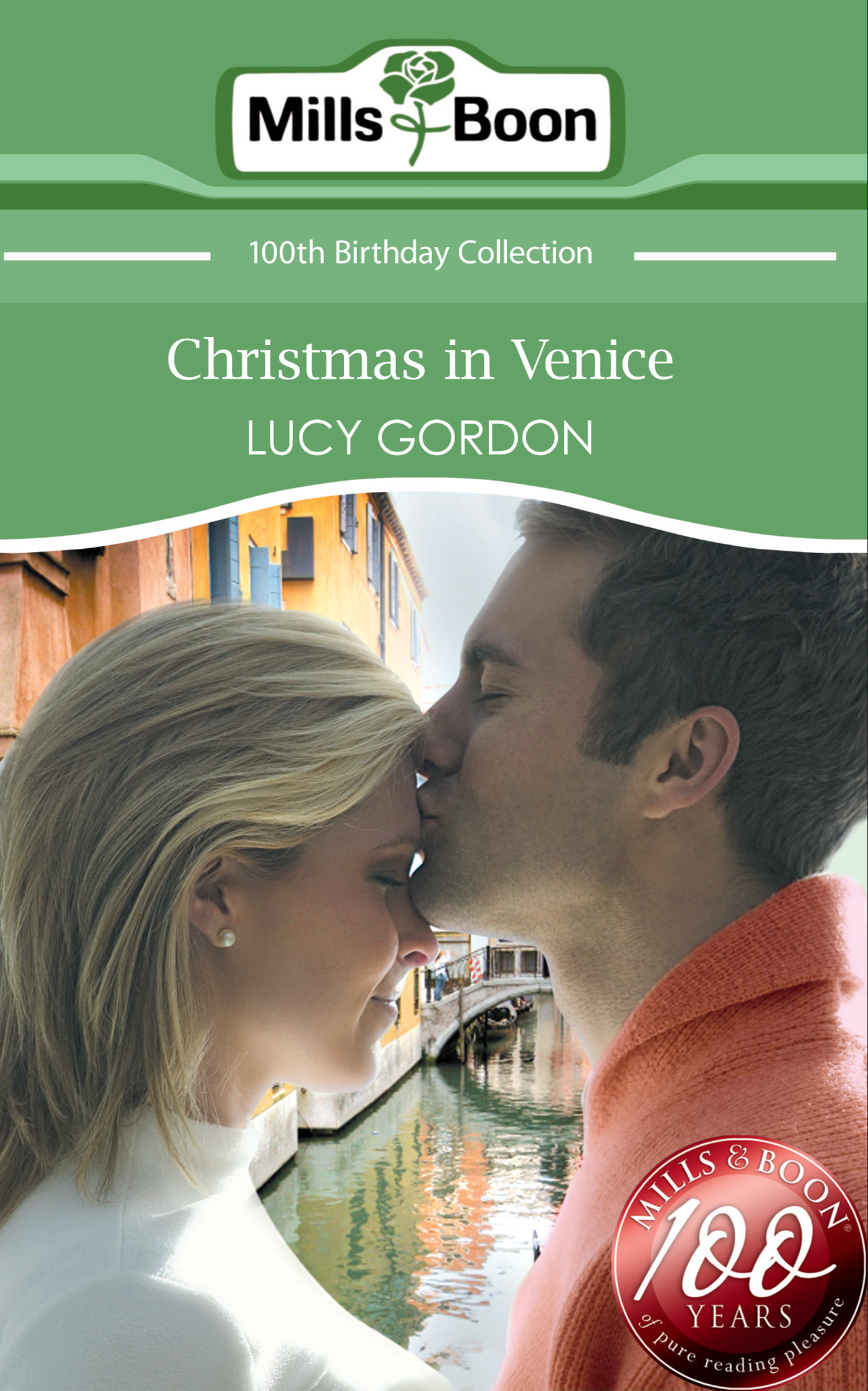Christmas in Venice (Mills & Boon Short Stories)