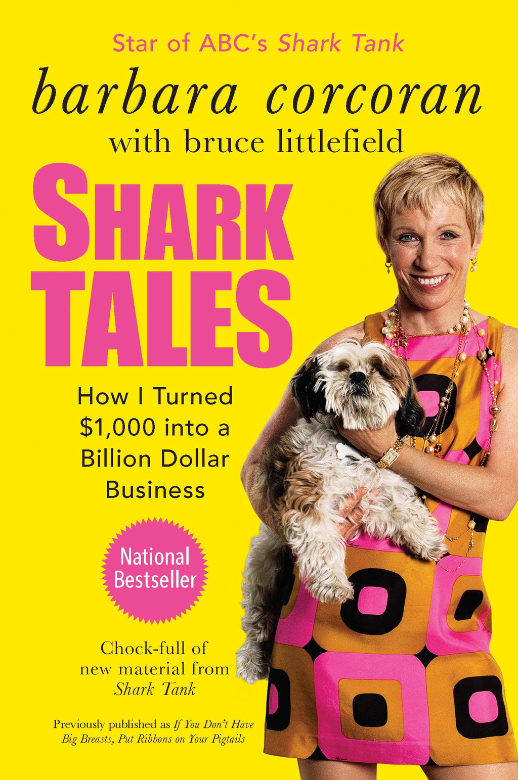 Shark Tales By: Barbara Corcoran,Bruce Littlefield