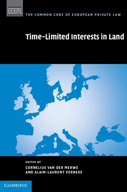Time Limited Interests in Land