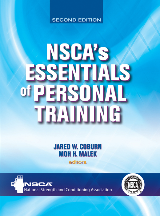 NSCA's Essentials of Personal Training, Second Edition