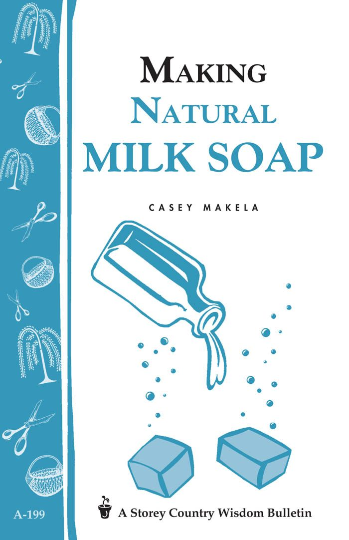 Making Natural Milk Soap By: Casey Makela