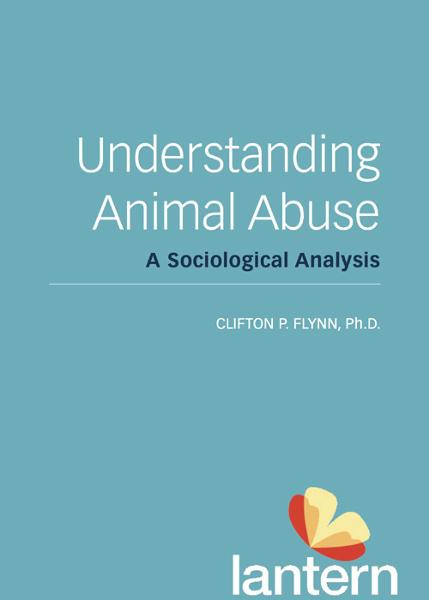 Understanding Animal Abuse: A Sociological Analysis