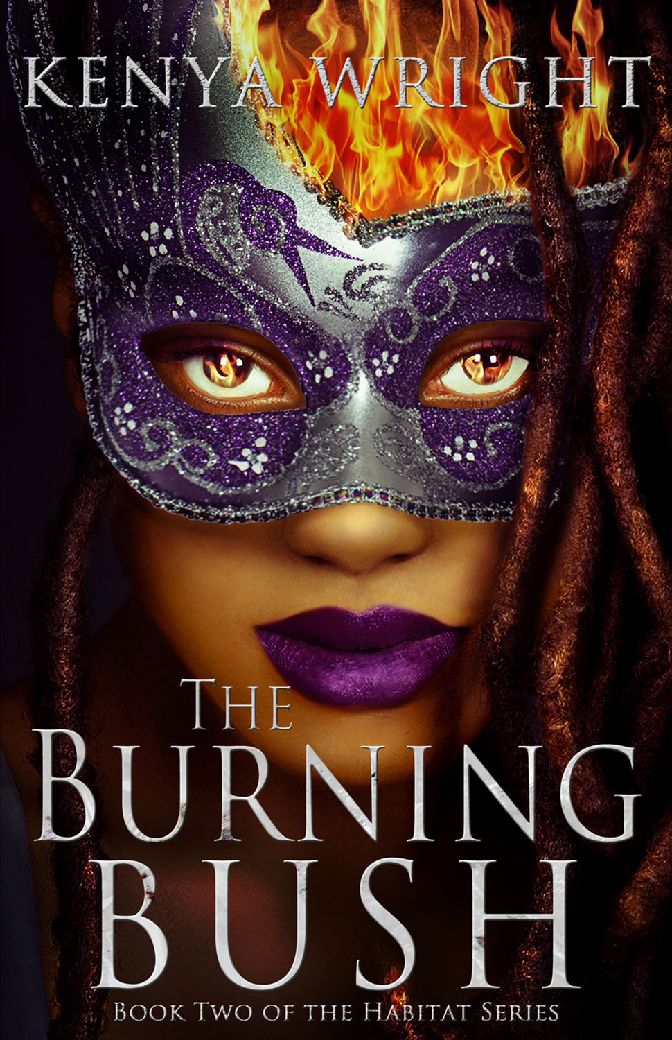 Book Cover: The Burning Bush