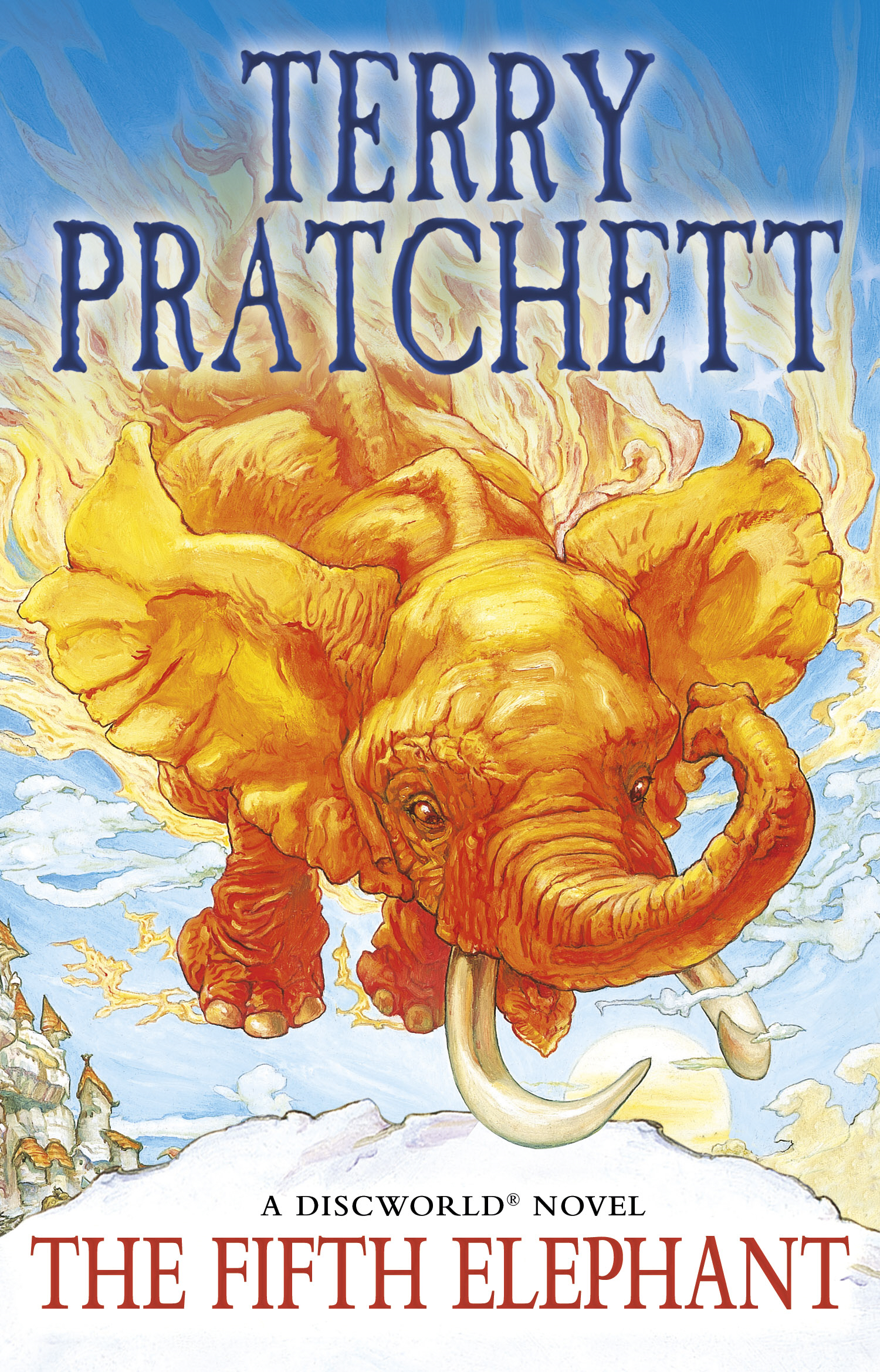 The Fifth Elephant (Discworld Novel 24)