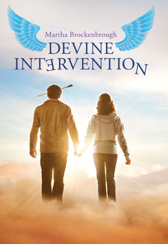 Devine Intervention By: Martha Brockenbrough