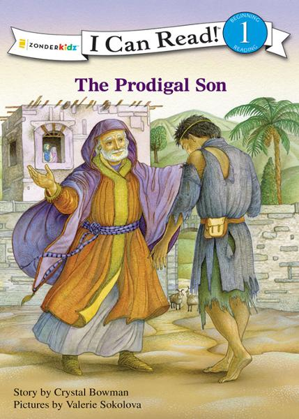 The Prodigal Son By: Crystal   Bowman