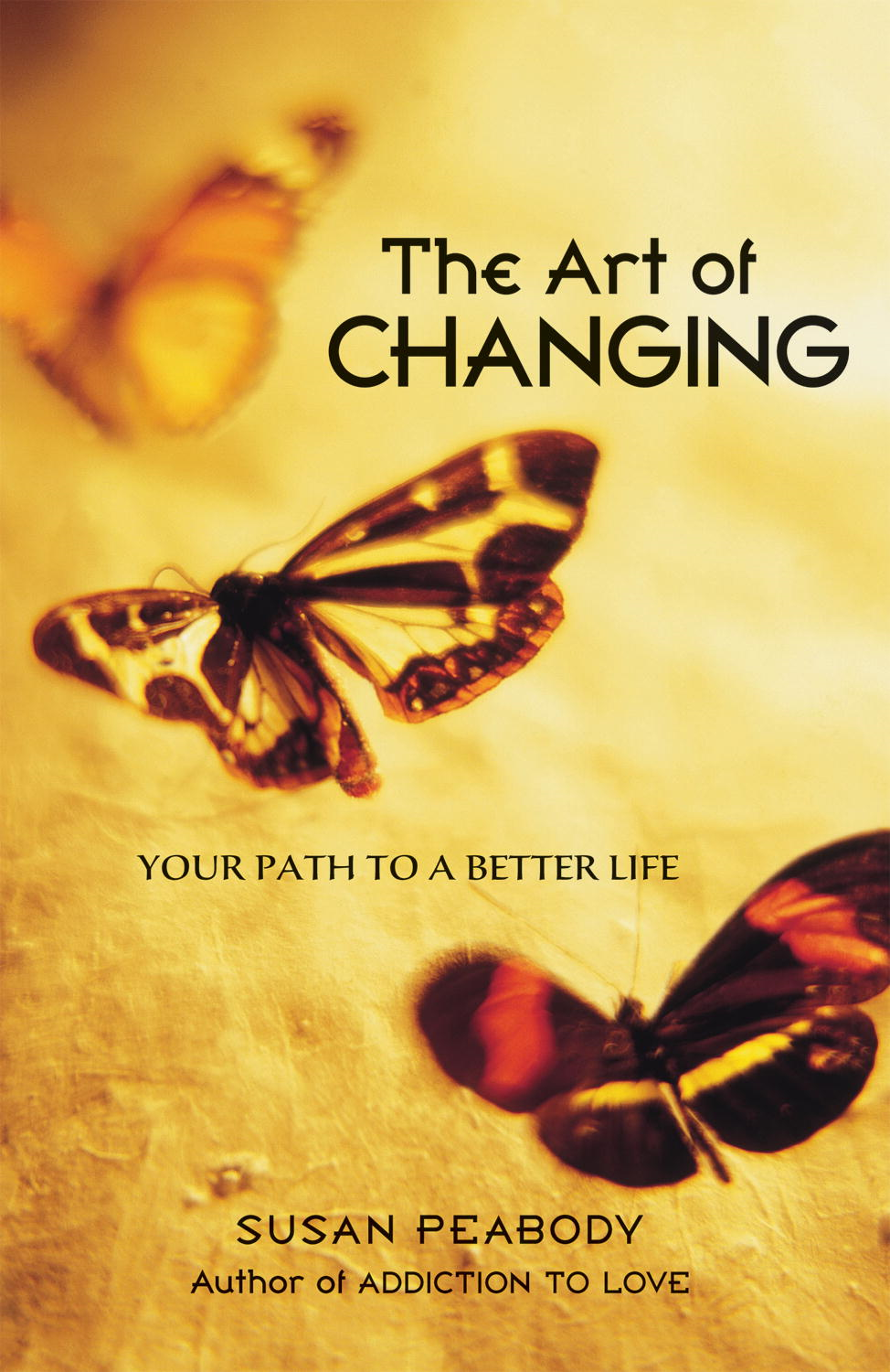 Book Cover: The Art of Changing